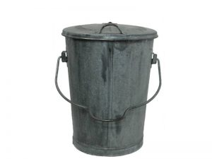 zinken-vuilnisemmer