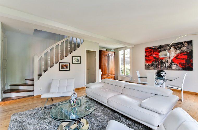Decoreren en inrichten van huis en tuin deco - Deco lounge huis schilderen ...